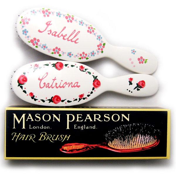 Mason Pearson Personalised Children's Hairbrushes