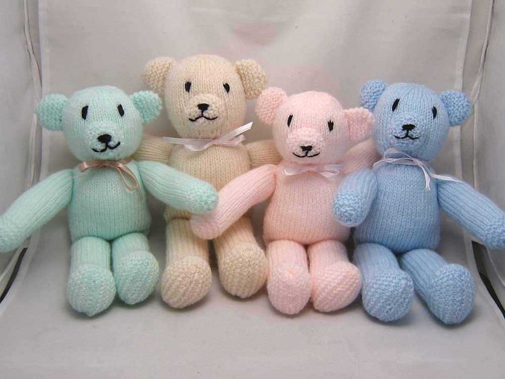 Super Soft Teddies